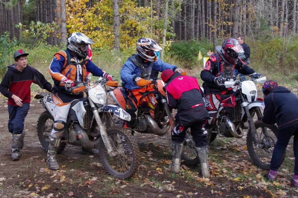 Halton Off Road Riders Association Members