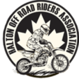 Halton Off Road Riders Association Retina Logo