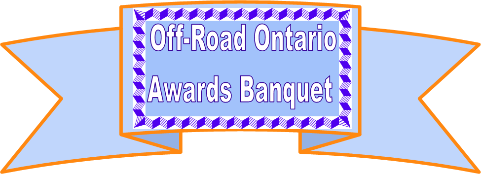 Off-Road Ontario Awards Banquet Banner